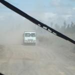 Στο δρόμο Ναιρόμπι προς Αρούσα